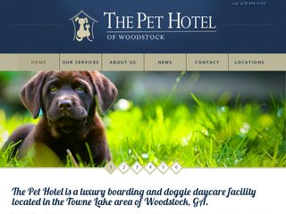 The Pet Hotel of Woodstock Woodstock