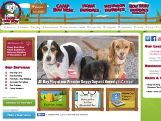Camp Bow Wow Dog Boarding Woodstock | Boarding