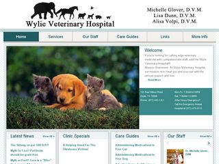 Wylie Veterinary Hospital | Boarding