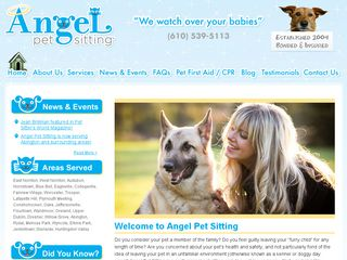 Angel Pet Sitting | Boarding