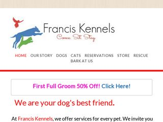 Photo of Francis Kennels in Xenia