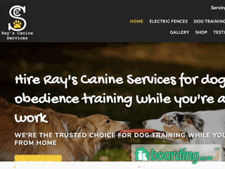 Ray's Canine Services York