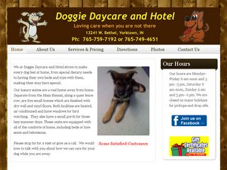 Doggie Daycare And Hotel | Boarding