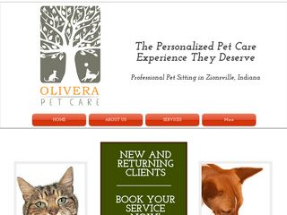 Olivera Pet Care Zionsville