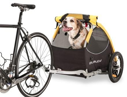 Burley Tail Wagon Pet Stroller/Bike Trailer